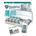 Product Photo: NeedleBay 7 Safe Needle and Tablet Storage Medication Management System - Item #: MVNBS7